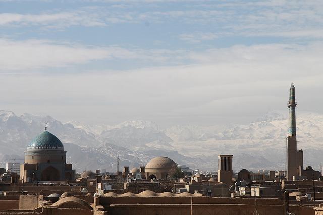 Iran-Krise lies den Bitcoin steigen